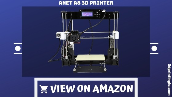 Review: Auto Leveling Anet A8 with Included Filament 2019