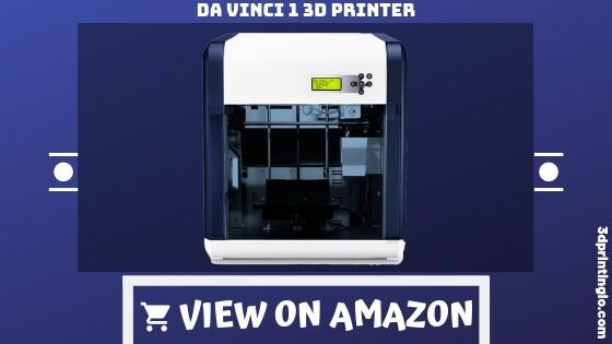 Review: Da Vinci 1 0 Best 3D Printer | Cheap 3D Printer
