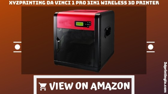XYZprinting da Vinci 1.0 Pro 3 in 1 Wireless