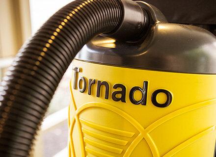 Tornado's Pac-Vac 6 Roam [Source:  Tornado ]