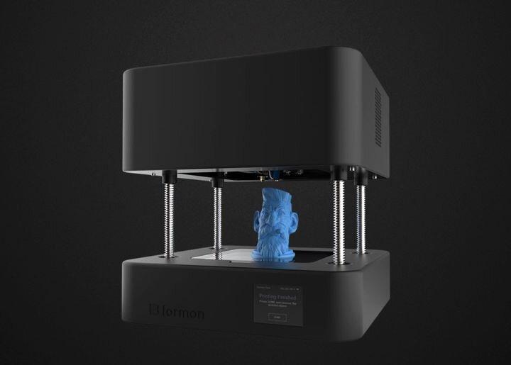 The Formon Core desktop 3D printer [Source: Formon]