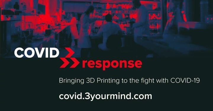 3YOURMIND offers a highly useful COVID-19 part ordering platform [Source: 3YOURMIND]