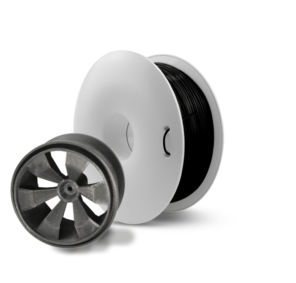 spool with print