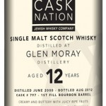 Glen Moray 12 Bourbon Cask
