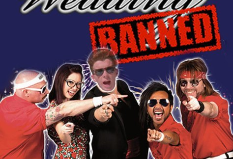 wedding banned live at 3D Sideouts