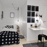 40 Ideas para habitaciones pequeñas