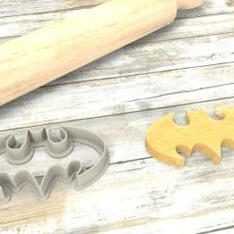 BATMAN STEMMA Formina taglierina per biscotti | BATMAN Cookie Cutter