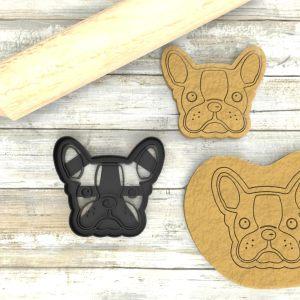 Bulldog Francese cookie cutter