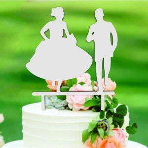 Sposi Cake Topper