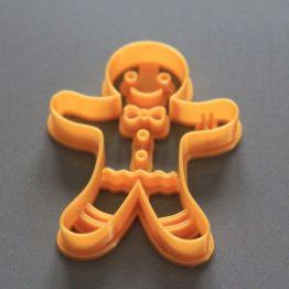 Biscotti omino di Zenzero