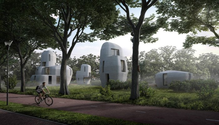 3d printed homes eindhoven project milestone