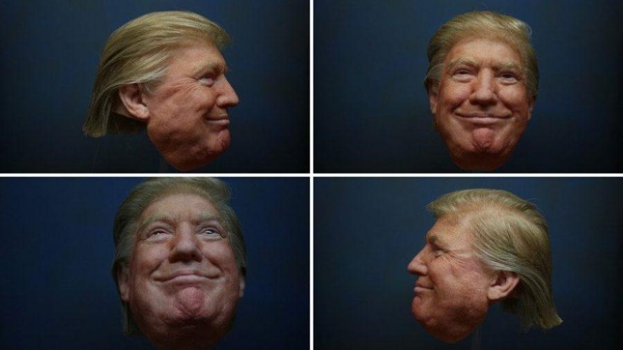 3d printed mask hyperflesh donald trump