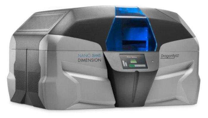 nano dimension dragonfly metal 3d printer