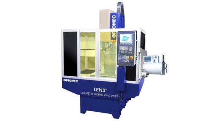optomec metal 3d printer