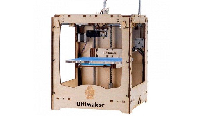 history of 3d printing ultimaker original
