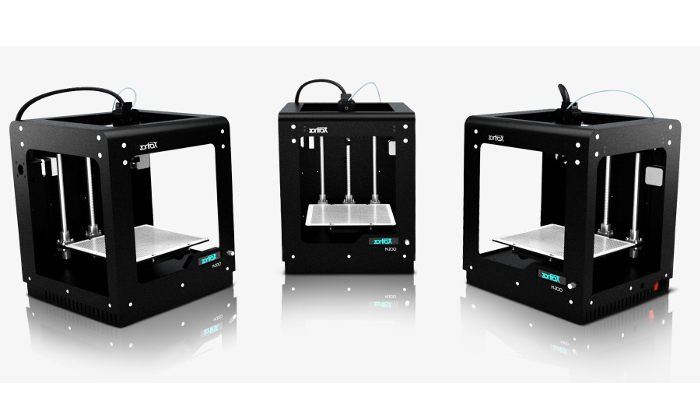 zortrax fdm 3d printer fused deposition modeling