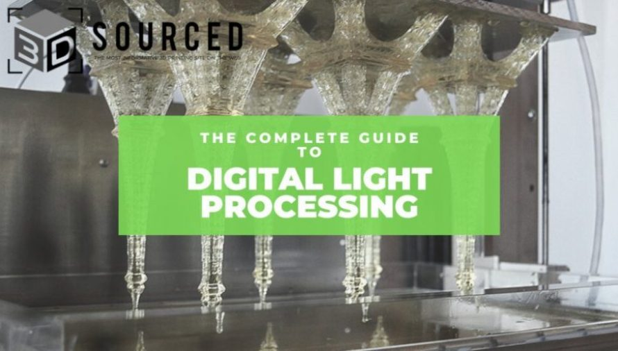The Complete Digital Light Processing (DLP) 3D Printing Guide