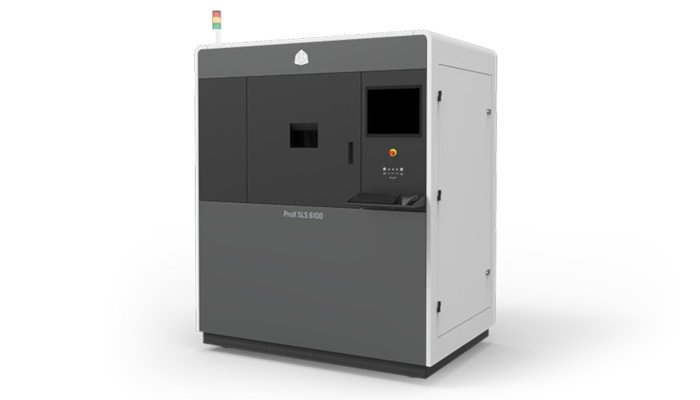 3d systems prox sls 6100