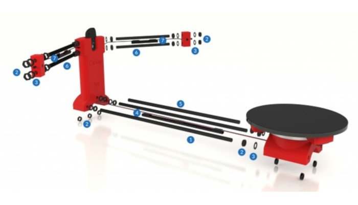 bq ciclop 3d scanner assembly guide