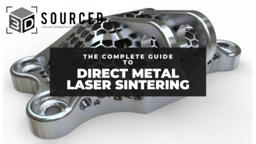 Direct Metal Laser Sintering DMLS 3D Printing guide cover