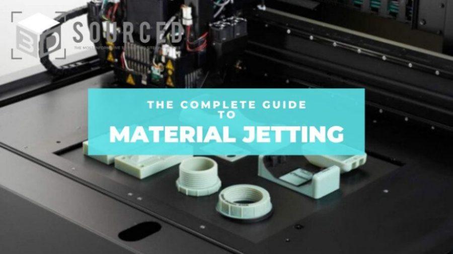 material jetting polyjet 3d printing guide cover