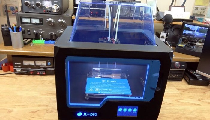 qidi tech x-pro best 3d printer