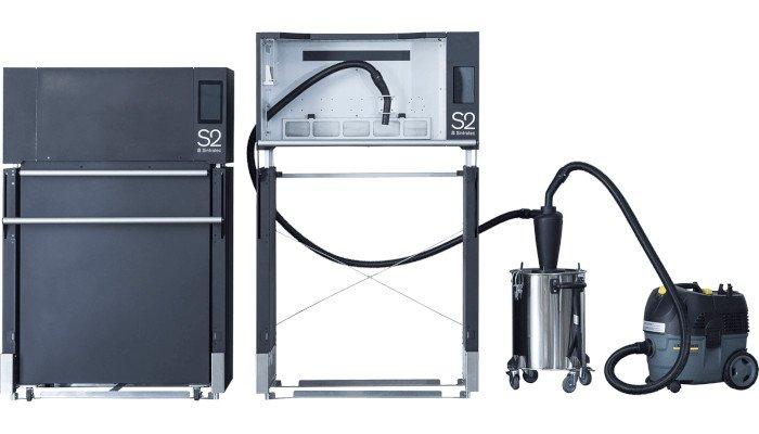 sintratec s2 sls 3d printer