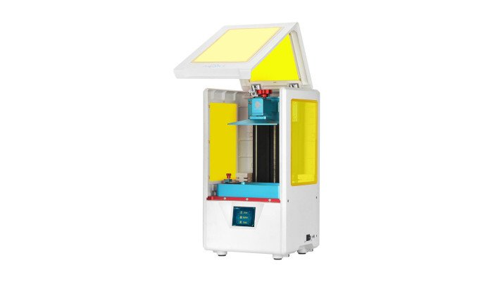 anycubic photon s best lcd 3d printer under 500 dollars