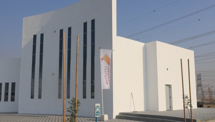 worlds largest 3d printed building house apis cor dubai