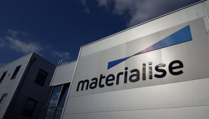 materialise nv 3d printing company