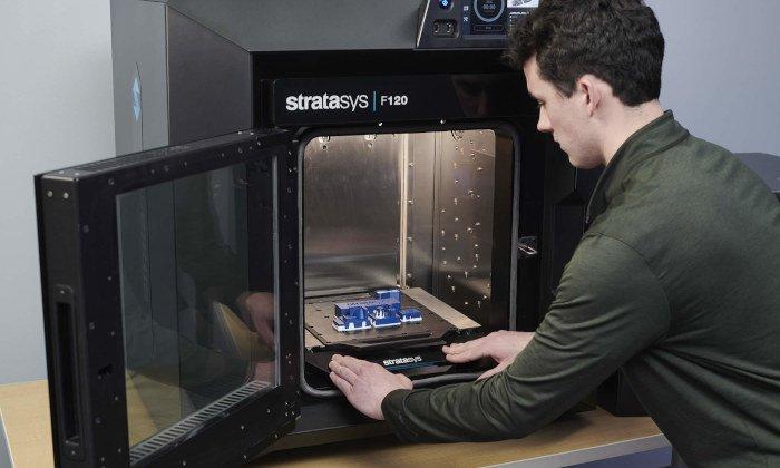 stratasys 3d printer company f120 fdm printer