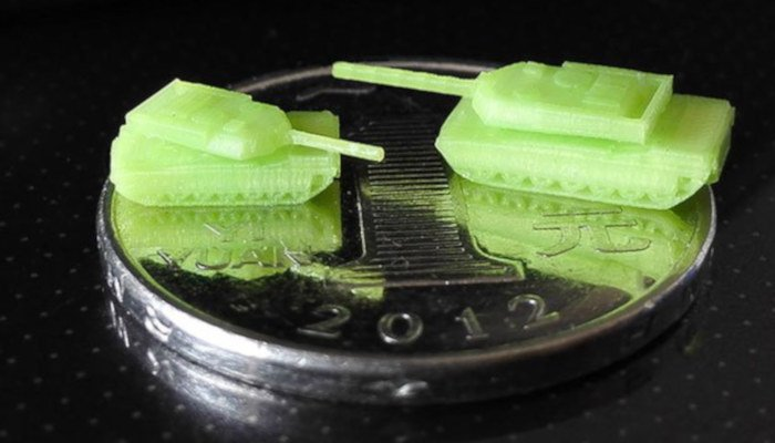 precise 3d prints from a smaller nozzle