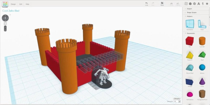 tinkercad best cad software for beginners free
