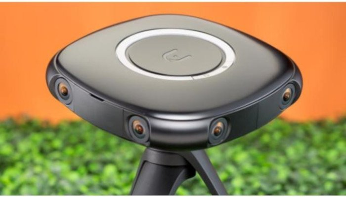 vuze 360 plus 3d camera