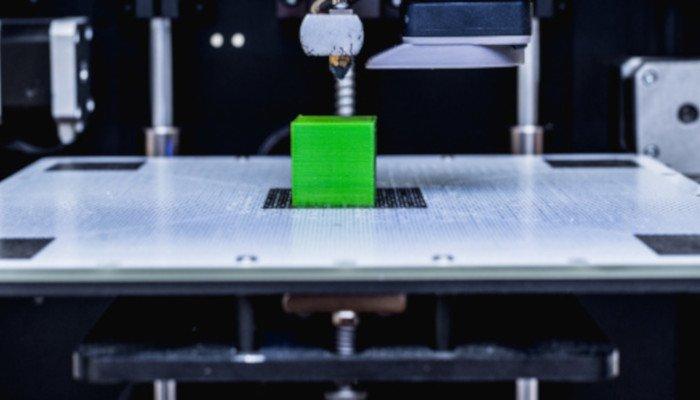 3d printer print bed part