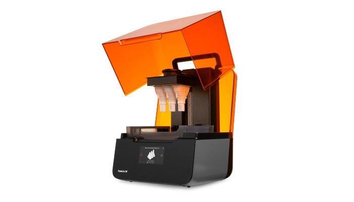 formlabs form 3 best 3d printer for miniatures