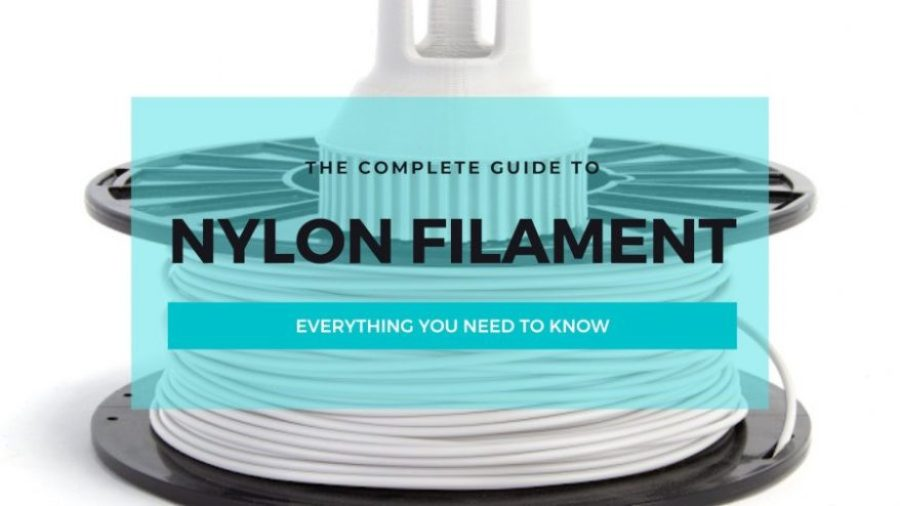 nylon filament 3d printing guide cover