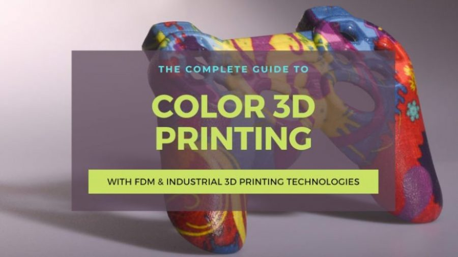 color 3d printing guide full color multi color