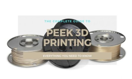 peek filament 3d printing guide cover