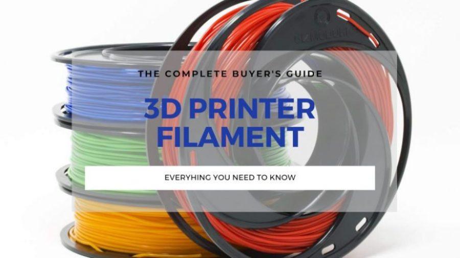3d printer filament guide cover