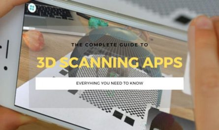 best 3d scanner scanning apps ranking