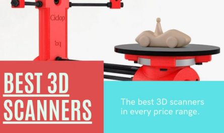 best 3d scanner ranking