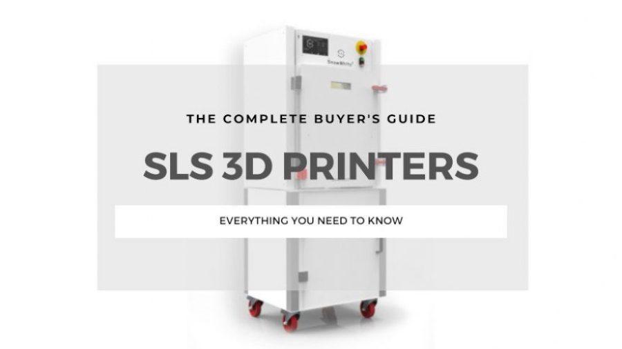 best sls 3d printer ranking