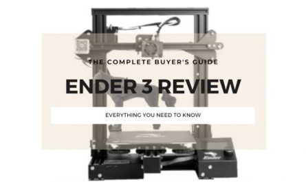 creality ender 3 3d printer review