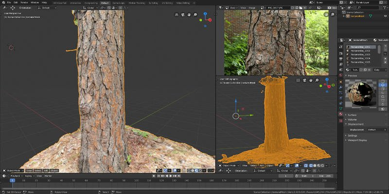 meshroom best free photogrammetry software