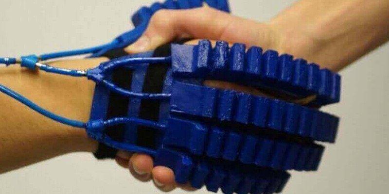 Silicone 3D printed robotics