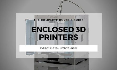 best enclosed 3d printer ranking