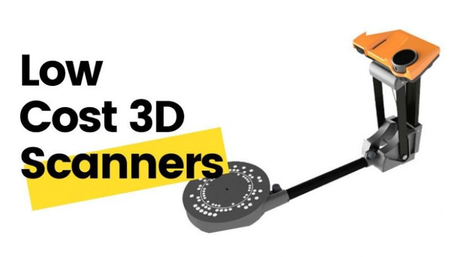 6 Great Cheap 3D Scanners 2021 (Starting at $100!)