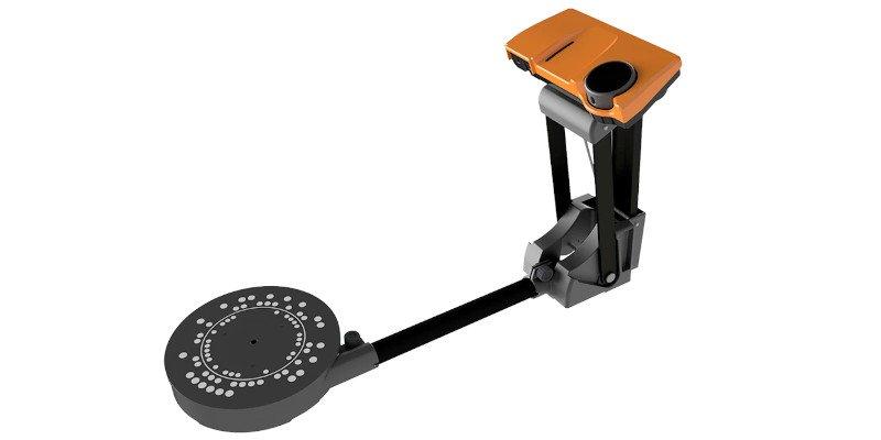 sol low cost 3D scanner