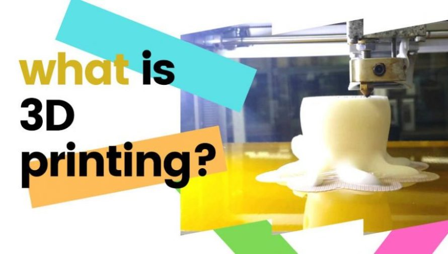 What is 3D Printing / Additive Manufacturing?